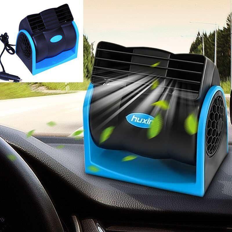 소음 자동차 트럭 보트 에어 팬 속도 조절이 기어 속도 큰 바람 낮은 냉각 12V 자동차 팬 담배 라이터 자동차