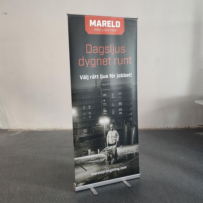 80x200cm rolo exposição frente até banner stand fácil promoção embalagens exibem poster Pull up banner rollup