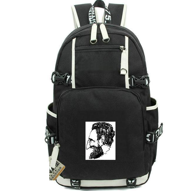 Фидель Кастро рюкзак Республика Куба лидер школьная сумка печать рюкзак новый компьютер школьный рюкзак из двери рюкзак Спорт день пакет