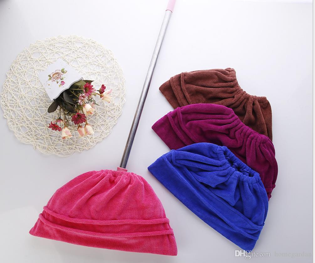 مجموعة مكنسة منزلية متعددة الأغراض مجموعة أدوات التنظيف المنزلية مجموعة مكنسة كسول متعددة الألوان نمط غطاء مكنسة اختيارية متعددة الوظائف.