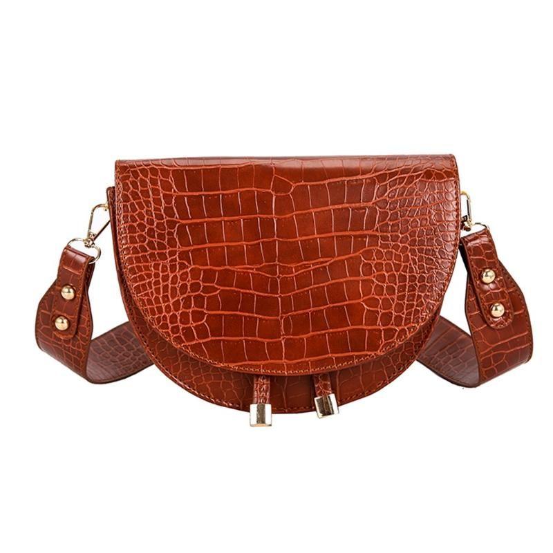 OCARDIAN 2020 de Moda de Nova Plush Satchel Casual selvagem Ombro Simples Messenger Bag Bolsas Mulheres Sacos PU Leather