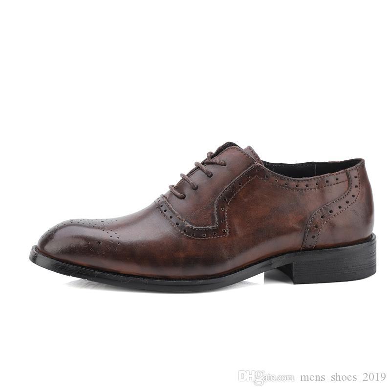 2020 neue Ankunfts-Khaki Taupebraun schwarz grau rot weichen Cortex Classic Leder warme Turnschuhe der Männer Mann-Sport-beiläufige Schuhe Typ2