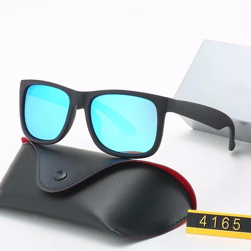 2020 nuovo nuovo modo Occhiali da sole polarizzati Uomini Donne Pilota occhiali da sole UV400 Eyewear Occhiali da sole del driver della struttura del metallo Obiettivo del Polaroid