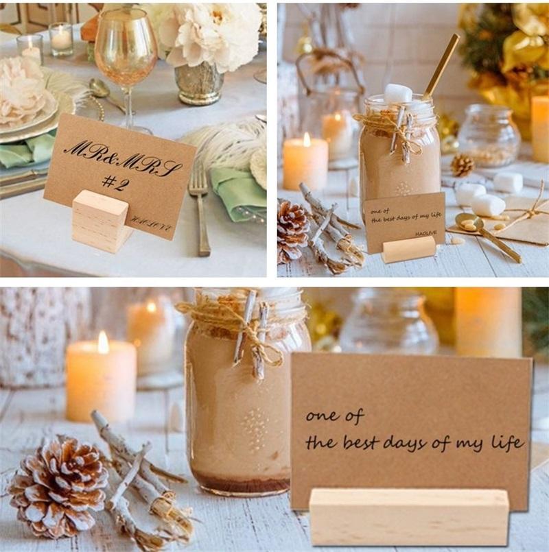 EG/_ 50 Pcs Love Birds Wedding Favor Table Name Place Cards Party Decoration Drea