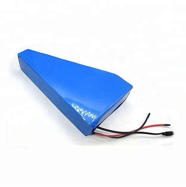 Neue Ankömmling 1000w Dreieck ebike Batteriepack Lithium-Batterie 48V 20Ah elektrische Fahrradbatterie mit Tasche