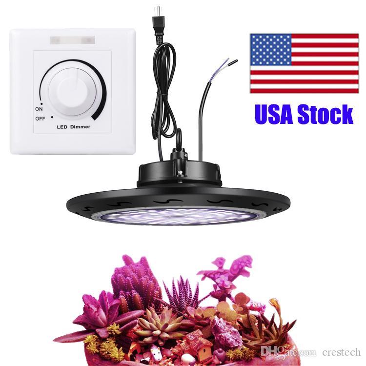 1-10V 디 밍 라운드 UFO는 빛 1500W 방수 IP65 전체 스펙트럼은 수경 식물 채식 심는 꽃을 홍보하기 위해 램프를 성장 LED 성장