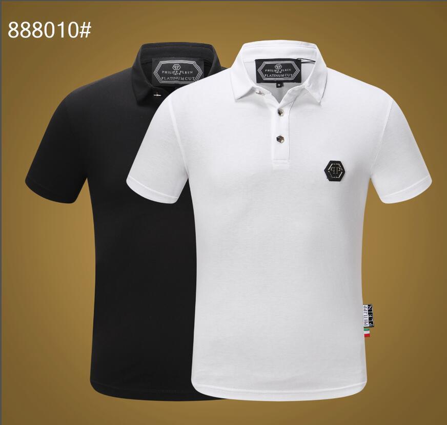 2020SS Lüks Erkekler Tişört Casual O-Boyun Erkek Tişört Moda Yaz Marka Kısa Kollu Erkek Giyim sıcak # 3225
