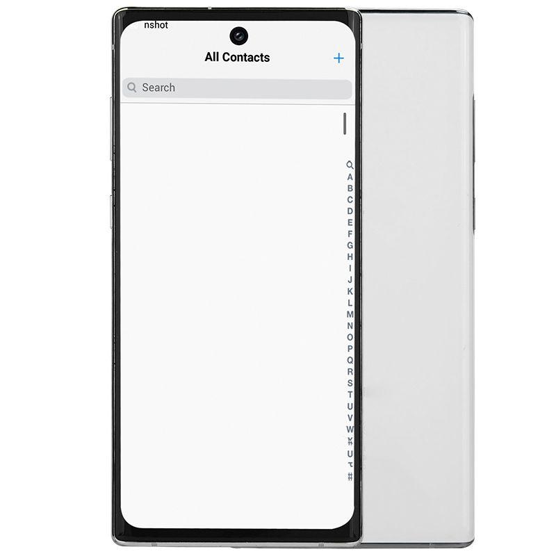 3G WCDMA Goophone N10 + 1기가바이트 16기가바이트 + 32기가바이트 얼굴 ID 안드로이드 9.0 6.8 인치 전체 화면 1440 * 720 HD + 3 카메라 지문 스마트 폰 오라 화이트 블랙