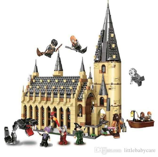 983pcs bloques de serie edificio de ladrillo juguetes educativos compatibles Assemblage negros envío