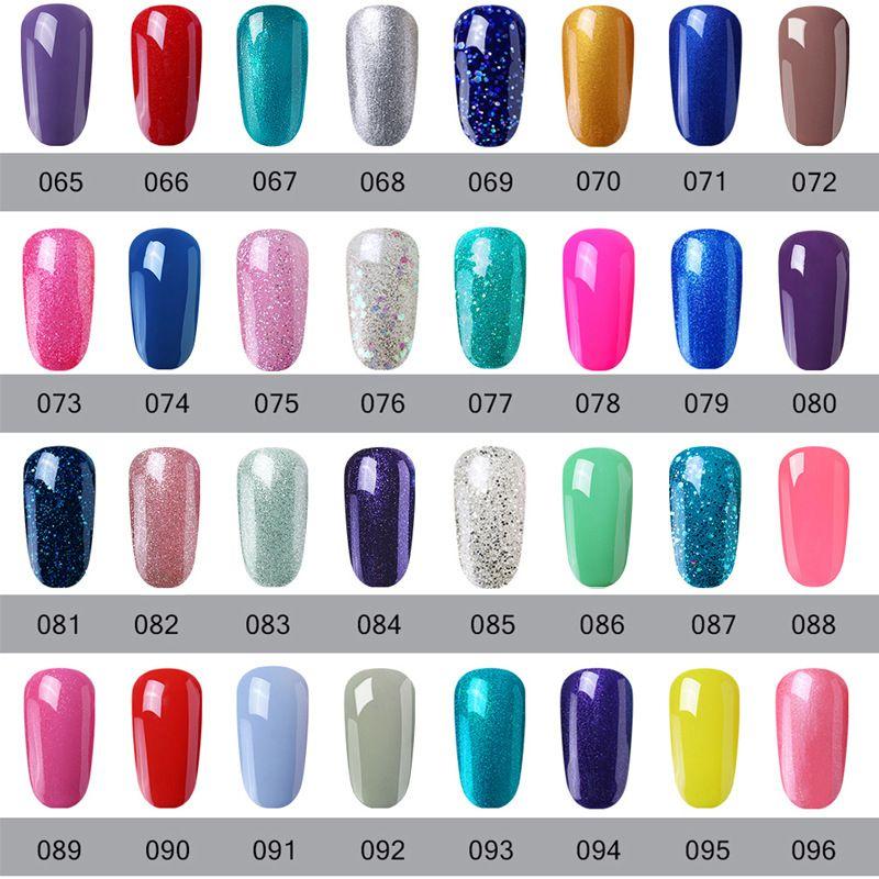 8ml Colores De Esmalte En Gel Para Uñas Clásico Es Para Elegir Soak Off Uv Led Gel Esmalte Nail Art Gel Por Lagirl 101 Esdhgatecom