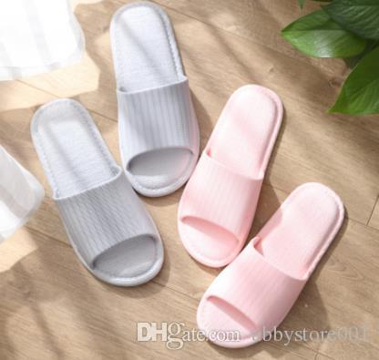 A2 nouvelle arrivée 19ss mode femmes hommes pantoufles pantoufle intérieure chaussures classique anti-slip pantoufles soft house tongs dames pantoufles de plancher
