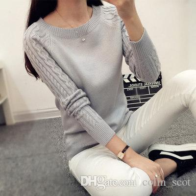 women sweater O-neck Twisted Flower Sweater Women Winter cardigan Cashmere Femme Jumpers Long Sleeve Warm Soft Women Sweaters and Pullovers