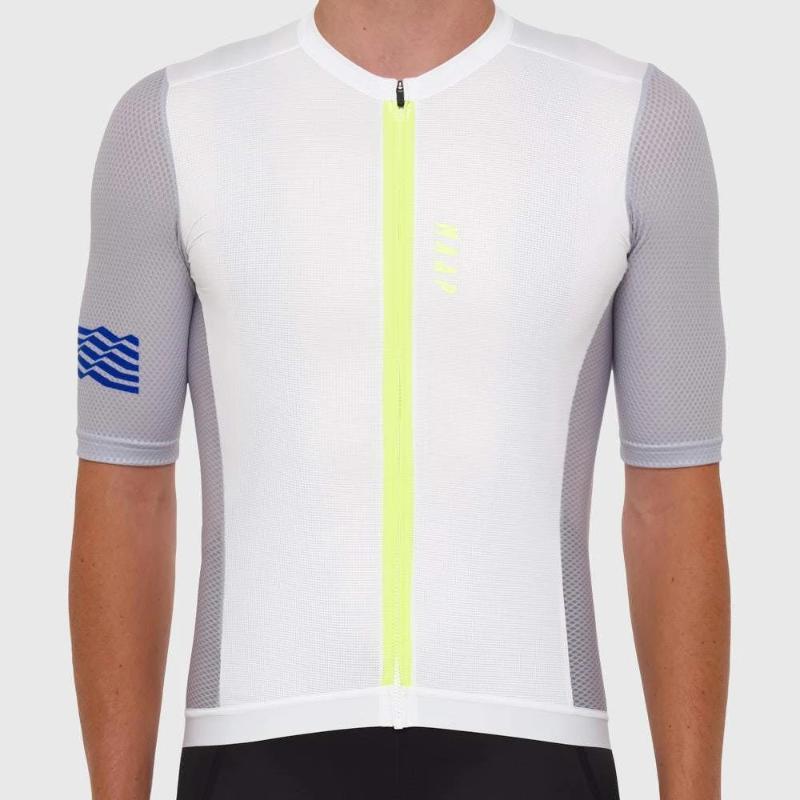 MAAP Radtrikot 2020-Team Kurzarm Fahrradbekleidung MTB-Oberteile Herren-Fahrrad-Hemd Wear Ropa Ciclismo Verano GoBike