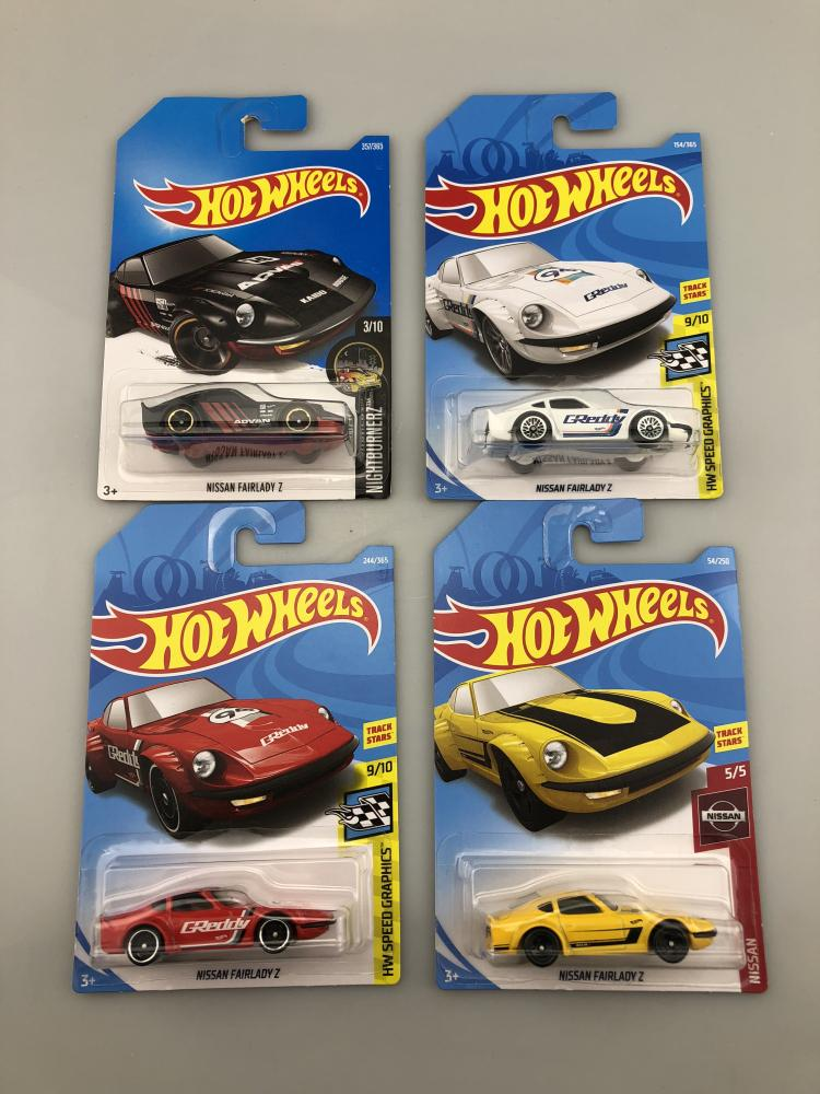 2019 C4982 Hot Small Sports Car Alloy Model Toy NISSAN FAIRLADY Z From  Humom, &Price