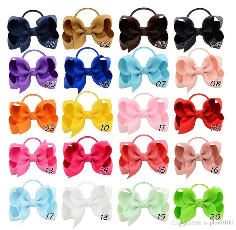 Fille New Style bandes de cheveux colorés Enfants Accessoires cheveux Enfants Accessoires Clips cadeau bébé Bandeaux JLC 032
