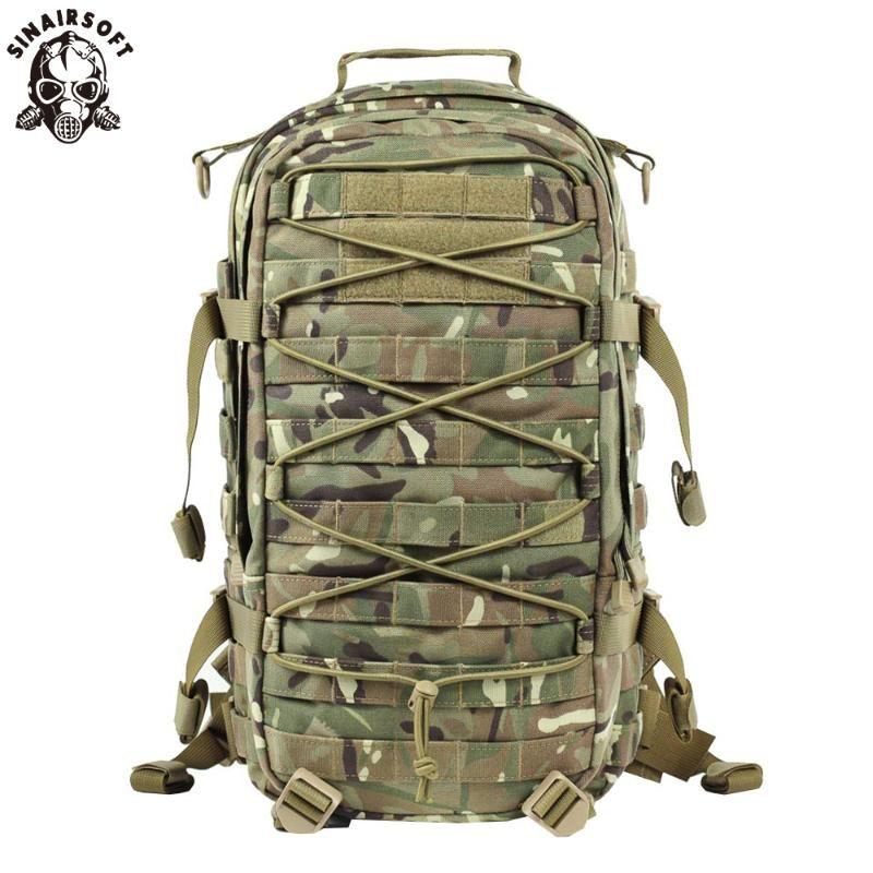 Mochilas al aire libre 1000D Nylon 30L impermeable mochila táctica deportes Camping senderismo Trekking pesca caza bolsas