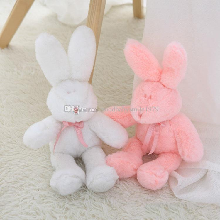 891d2255c811 Easter plush toys mimi rabbit plush toy bunny toy rabbit stuffed dolls kids  gifts pink white ...