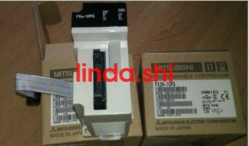 NEW 1PC MITSUBISHI FX2N-10PG PLC-MODUL