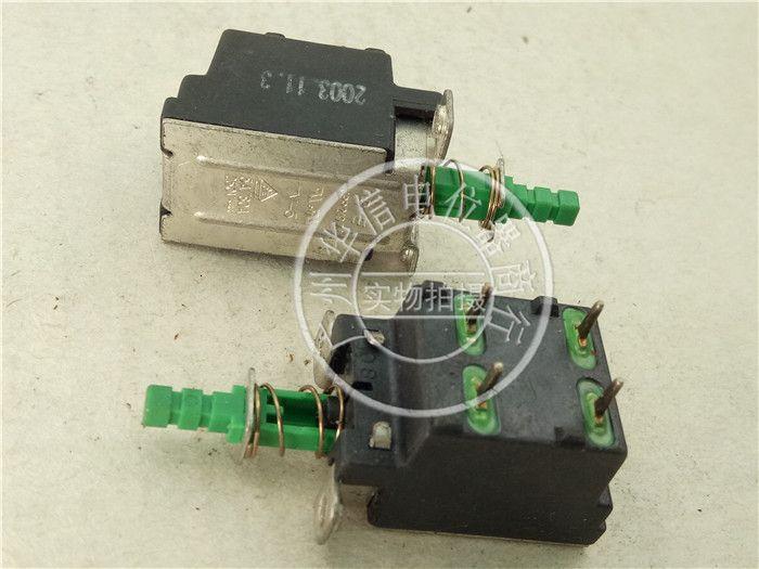 Jpp -2197 TV Power Switch 5A /80a.250v Poignée Pin vert