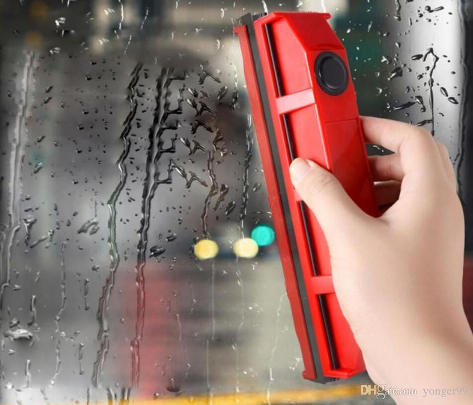 جديد منظف نوافذ المغناطيسي لمعدات تنظيف المحمولة المفيد زجاج واحدة التزجيج ويندوز مع القماش للاستخدام المنزلي
