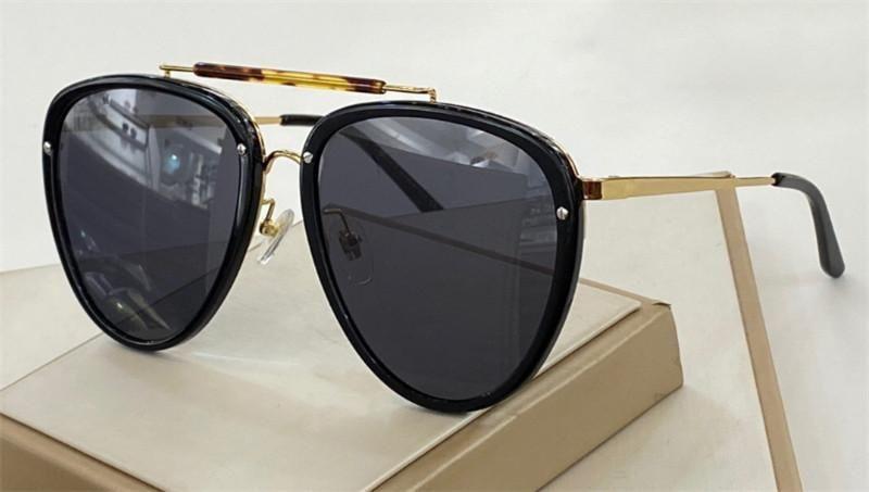 Nouveau mode lunettes de soleil 0672 de qualité supérieure style simple best-seller de cadre pilote uv 400 protection lunettes en plein air lunettes de popluar