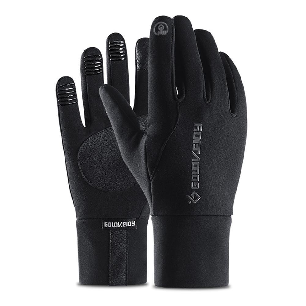 Motorrad-Handschuhe Wasserdicht Gant Moto Handschuhe Anti-Rutsch-Warm-windundurchlässige Winter-Touch-Screen-Motocross Motorrad fahren