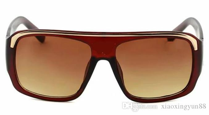 Nouveau mode de luxe de luxe 3535 designer vintage lunettes lunettes lunettes de soleil Brand Sun Cadre Or Cadre Lunettes de soleil Expédition CKRVW