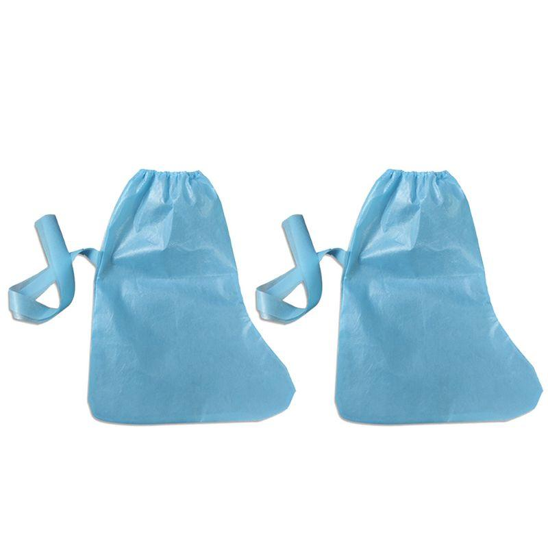 Disposable Cap/ Shoe Covers Non-woven Body Protection Dustproof Boots Covers Hot 2020