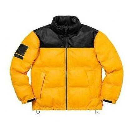 فاخر مصمم رجالي جاكيتات وجه الشمال العلامة التجارية الجديدة إلى أسفل دثار مع رسالة شديدة الجودة الشتاء معاطف الرياضة ستر العلامة التجارية الأعلى الملابس M-XL