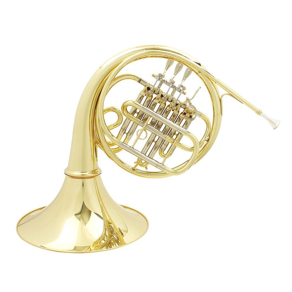 Ronda profesional Boquilla de metal de cobre francés instrumento musical de Hornos