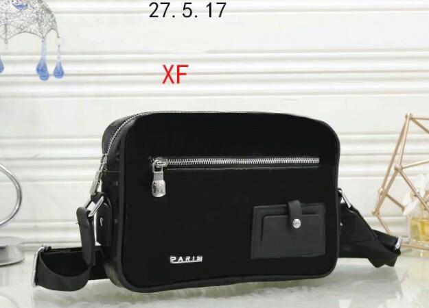 Designers de alta qualidade maleta com zíper imprimir bolsas homens alfa Mensageiro Bolsas Famous Men bolsa sacos de moda de couro Bolsas de Ombro