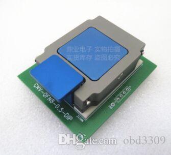 Asiento original KEE IC Test QFN8 3X3 QFN9 QFN10 Burning Programm QFN12 QFN QFN14 QFN zócalo de Adapte