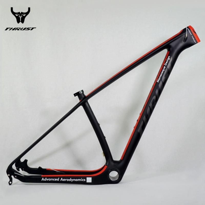 2020 새로운 FASION 탄소 산악 자전거 프레임 29er 추력 중국어 탄소 MTB 자전거 프레임 T1000 섬유 자전거 29er의 27.5er