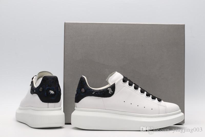 Бесплатная доставка Арена мужские кожаные кроссовки роскошные кроссовки тренеры бренд мужские кроссовки Мужчины Женщины бренд мода обувь yd19030817