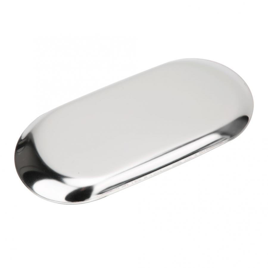 Cera della Candela Grande Aromatherapy vano portaoggetti 430 acciaio inossidabile Candela strumento Tray Organizer