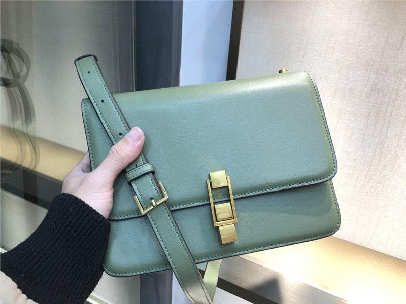 diseño de lujo bolsas de hombro crossbody mensajero caliente bolsa de la cadena de venta de bolsas Y sint L mujeres de cuero genuino bolso de la calidad buena