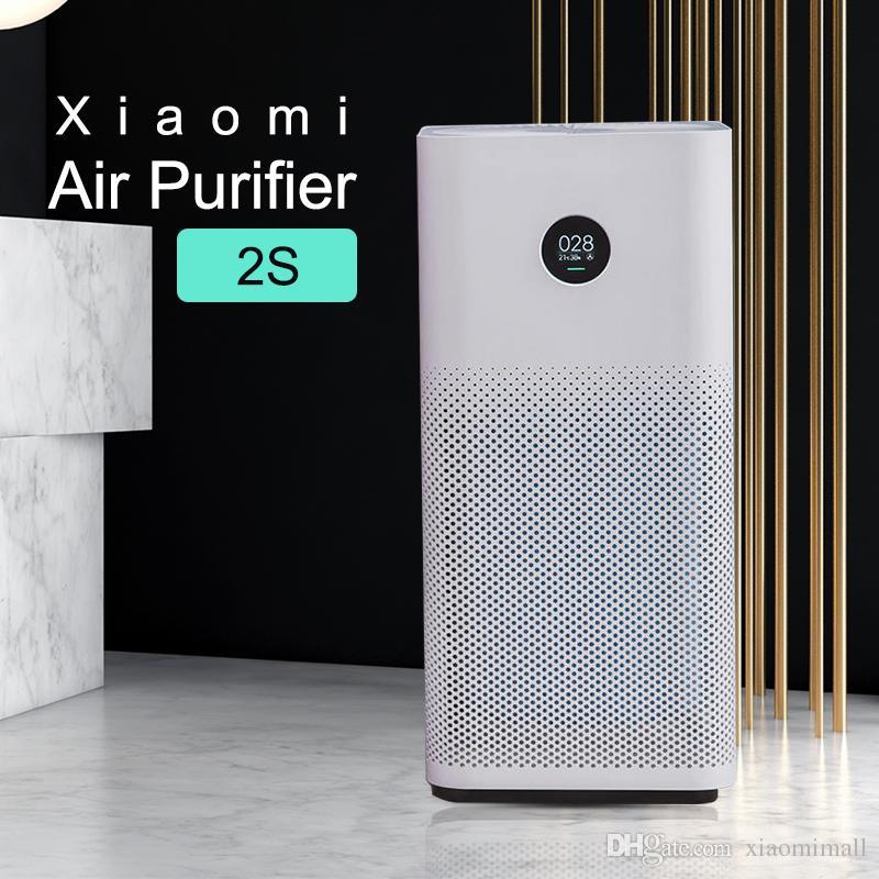 Depuratore dell/'aria intelligente. XIAOMI Mi DEPURATORE DELL/'ARIA SMART 2s display OLED