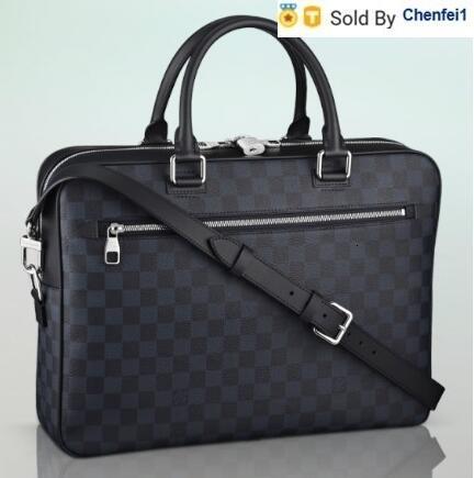 chenfei1 YP4N PORTE DOCUT BANDOULIERE BAG N41347 3519 сумки тотализаторы верхние ручки BOSTON CROSS BODY MESSENGER сумки через плечо