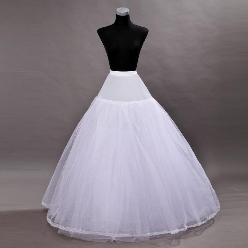 SoAyle Hochzeit Braut Leakage Hochzeit Taschen Elastic Band Ribbons Lace Up Prinzessin Petticoats entbeint 8 Lagen Tüll