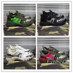 Top Herren-Designer-Schuhe Paris Berühmte Designer Turnschuhe mit weißer Sohle Textur-hochwertiger Designer-Socken-Schuhe für Frauen j0277