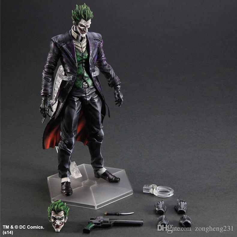 배트맨 : Arkham Origins : Series 1 Joker Action Figure