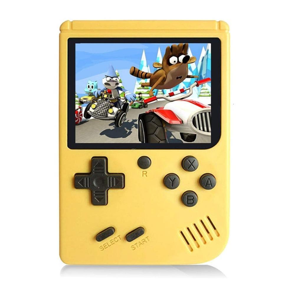 Hot Retro FC 400 in 1 Video Game Console Games GameBoy Pocketgo Consola Retro Game Mini Handheld Players 8 Bit Classic Gamepad
