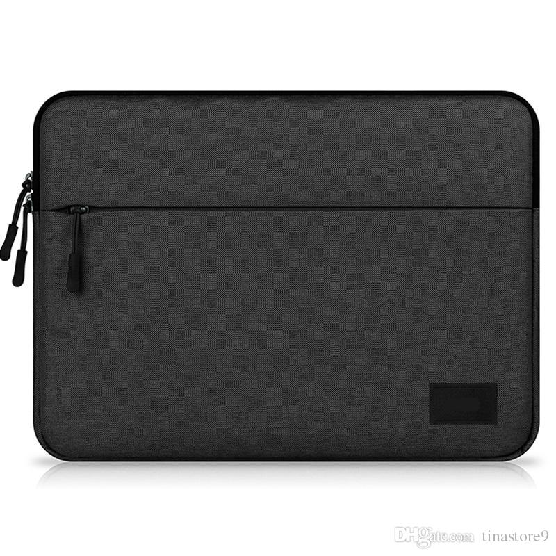 Bolsa de portátil 15.6,14,13.3 para Xiaomi mi Asus Dell HP Lenovo MacBook Air Pro 13 Caja del ordenador portátil de la manga protectora 11,12,15 tina