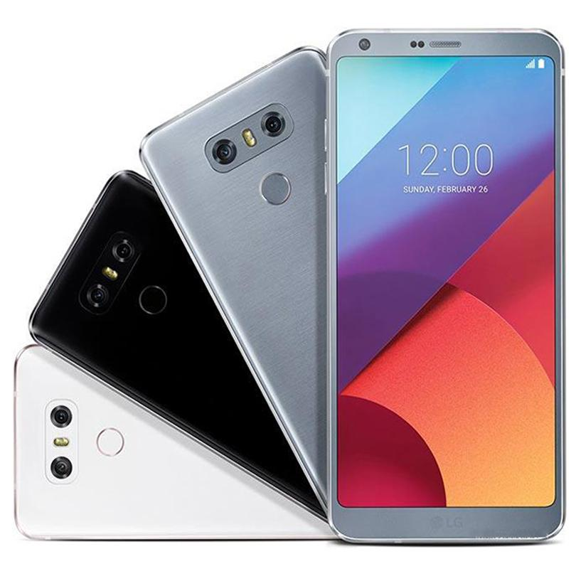 Refurbished Original LG G6 H870DS H870 H871 H872 VS988 5.7 inch Quad Core 4GB RAM 32/64GB ROM 13MP Unlocked 4G LTE Smart Phone DHL 1pcs
