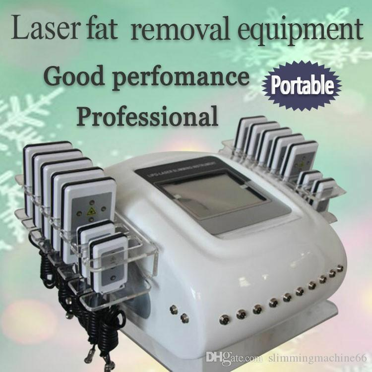 2019 Fabrika fiyat yağ yakma lipo lazer vücut zayıflama makinesi lipolaser zayıflama makinesi hızlı kargo CE