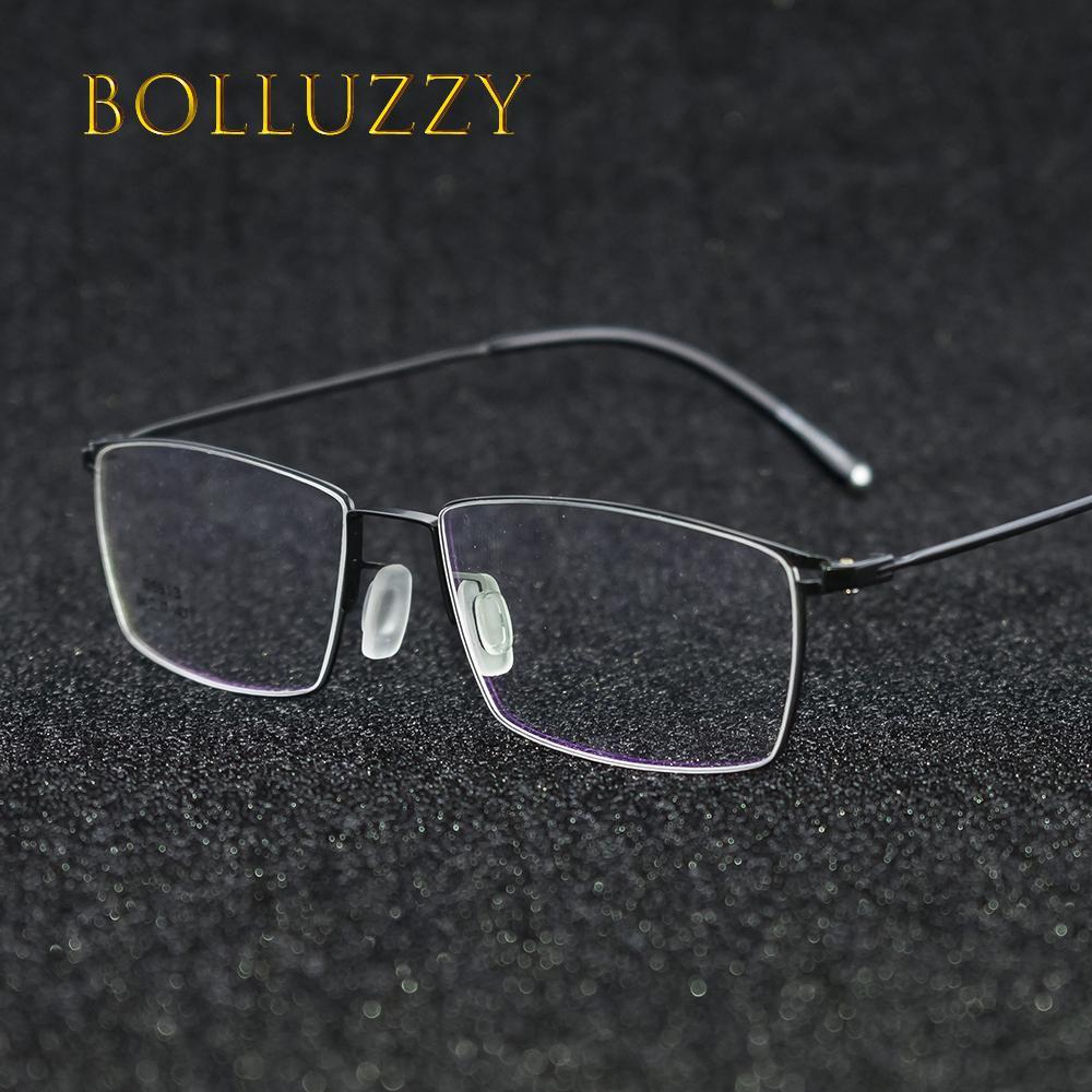 Vintage klassische Vollrandbrille für Männer Frauen optische Vorschrift klar Auge Glas Brille Rahmen für Mann und Frauen ultra light T200428