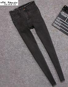 Женские джинсы кашемировая смесь четырех цветов10элементов / лот выглядит модно и красивый женский стиль Поддержка доставки по доставке Мода стиль