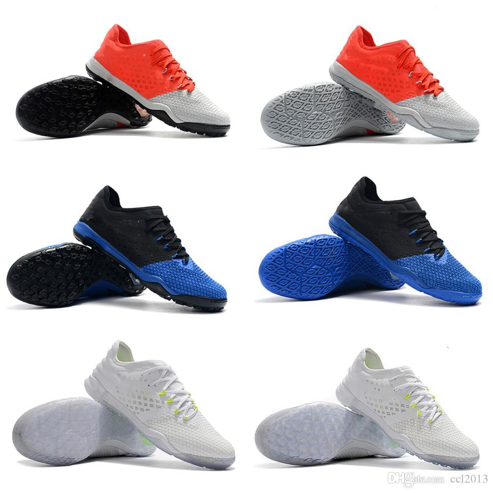 scarpe da calcio basse da uomo nuovo arrivo Hypervenom PhantomX III Pro TF IC scarpe da calcio Turf Zoom Hypervenom Scarpe da calcio indoor us6.5-11