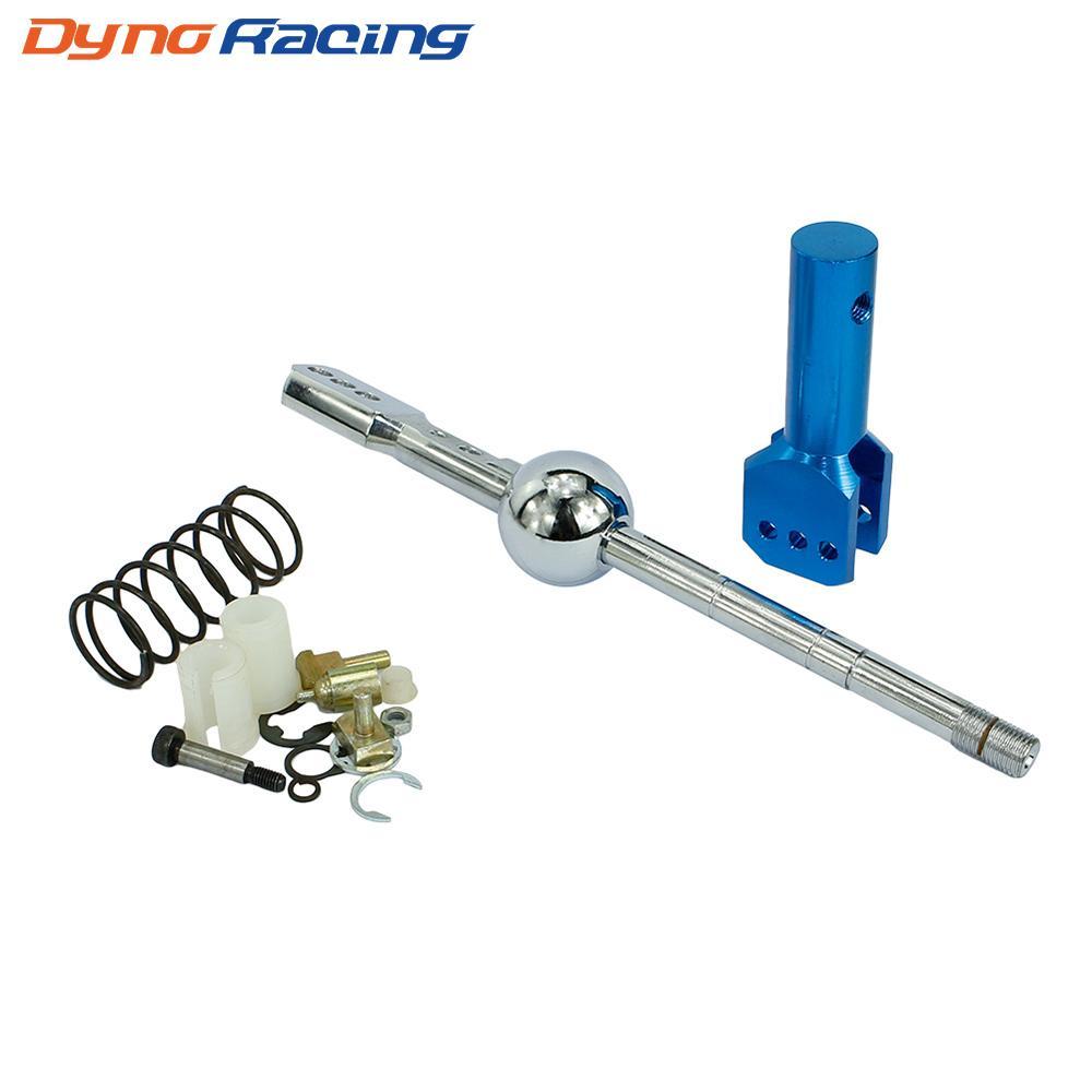 Audi 96-01 A4 00-01 S4 Hızlı Yarış değiştiren Hızlı Kaydırma Kısa atmak Takımı Fit TT100255-BL için Kısa değiştiren