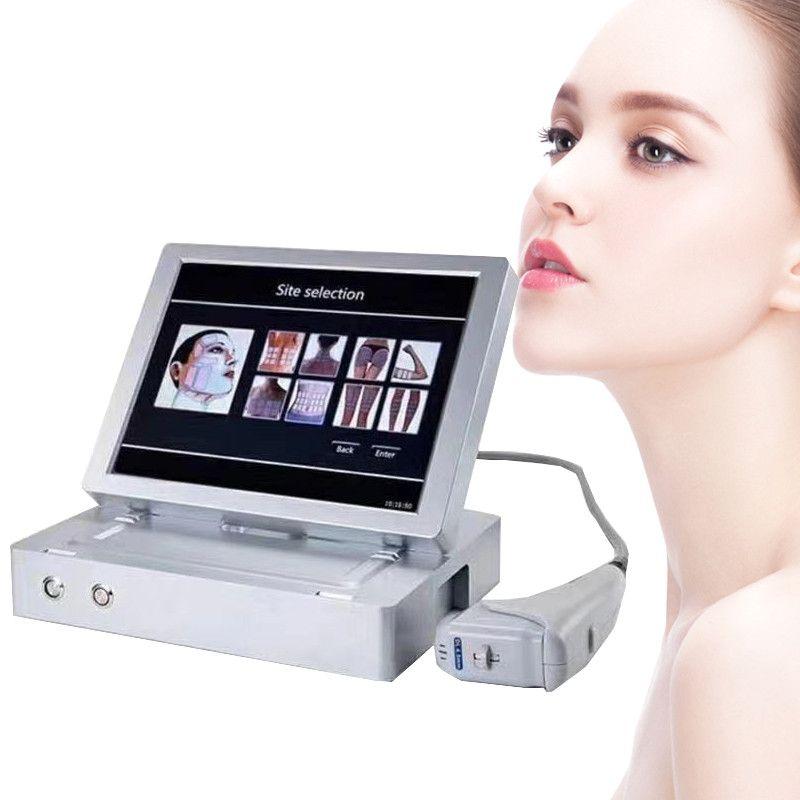 Новейшие 20000 снимки ультразвука для лица подтяжки лица и тела для похудения 4 МГц машина для лица HIFU с заводской ценой